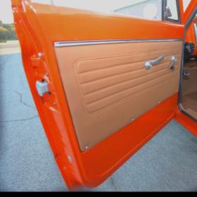 Installed Door Wrap
